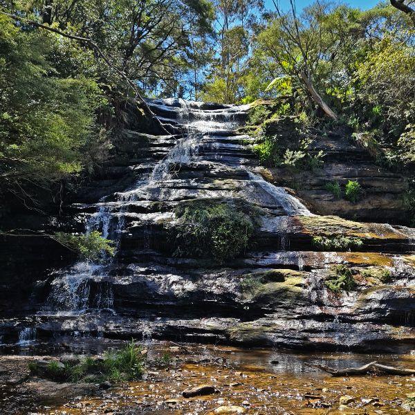 Katoomba Cascades Blue Mountains Cliff Walk 1