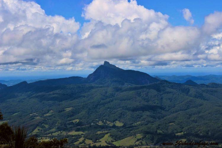 Mount Warning NSW Australia