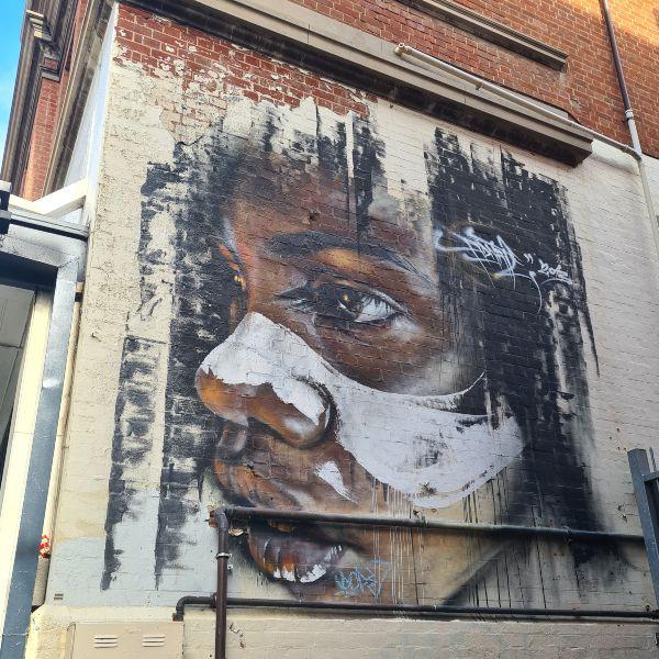 Adnate Street Art Adelaide