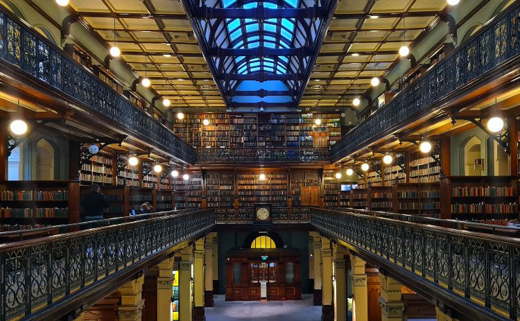 State library of South Australia Mortlock Wing