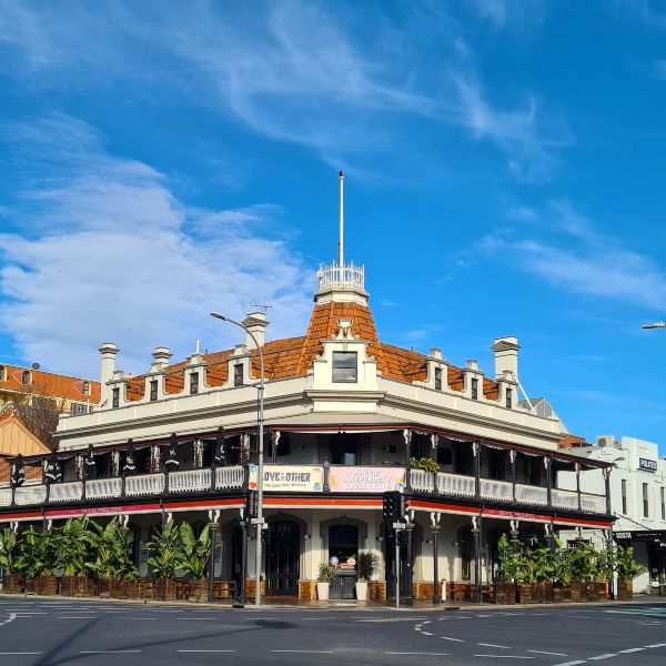 Stag Hotel in Adelaide